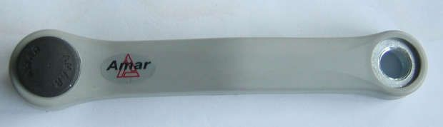 kettengarnitur (kettengarnitur): Amar  linke Kurbel 771 K 150mm