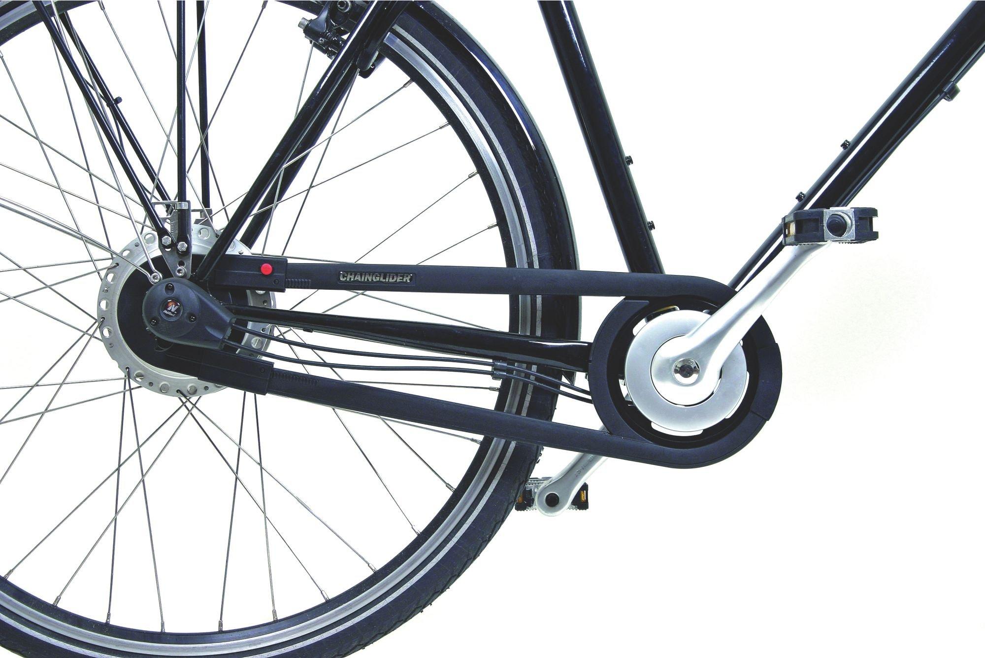 kettenschützer/Schutzbleche: Hebie  0350R N16 Chainglider Heckteil für Nuvinci Harmony