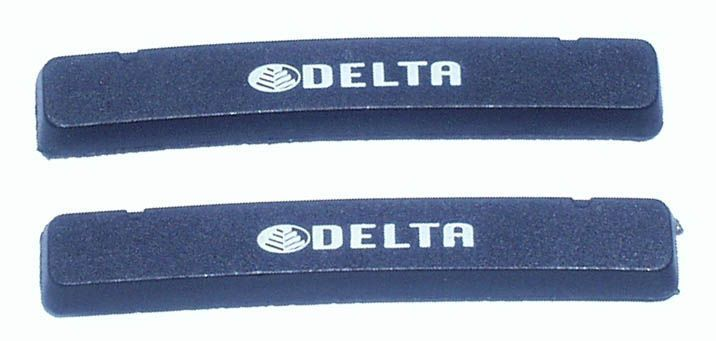 /Bremsen: Delta  Bremsgummi 1247 F V-Typ