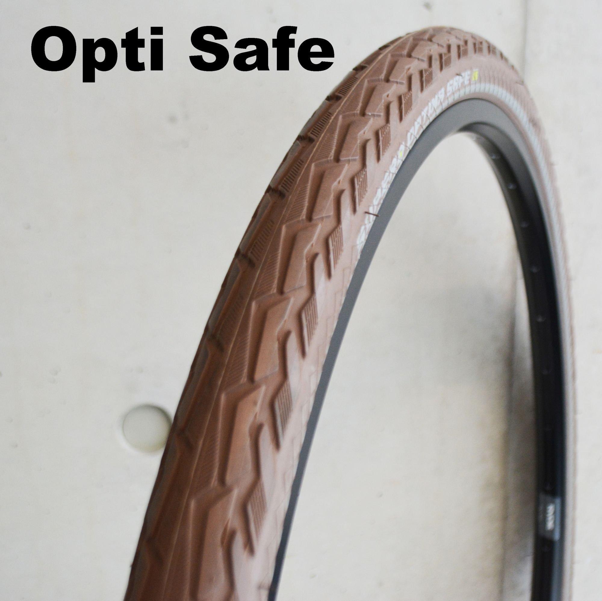 E-Bikes/Bereifung: Supero  E-Bike - Reifen - Drahtreifen- C 1880 - 28 Zoll OPTIMA SAFE (40-622)