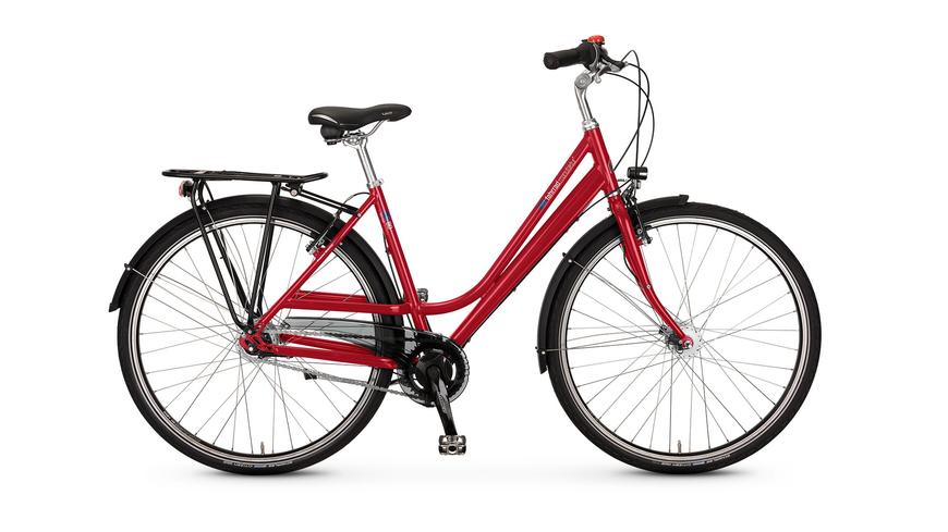 VSF Fahrradmanufaktur S-80 8-Gg FL, 8 Gang Nabenschaltung, Damenfahrrad, Wave, Modell 2020, 28 Zoll