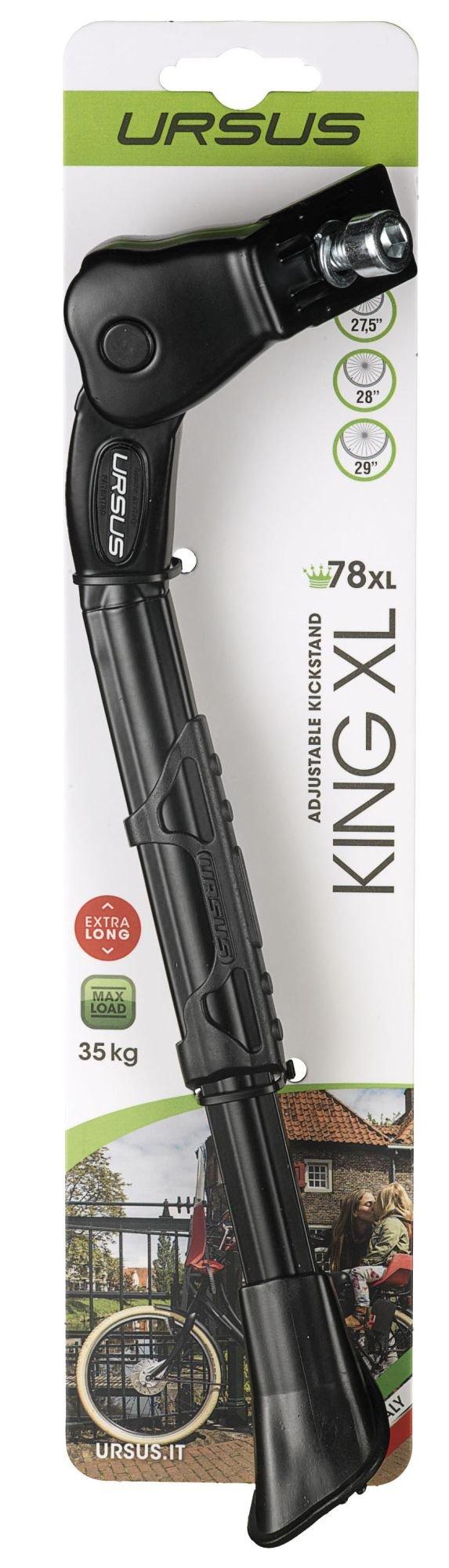 /Ständer: Ursus  Seitenständer höhenverstellbar King XL 29 Zoll