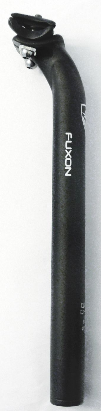Fuxon Sattelstütze Patent 20mm Versatz, 31,6/400