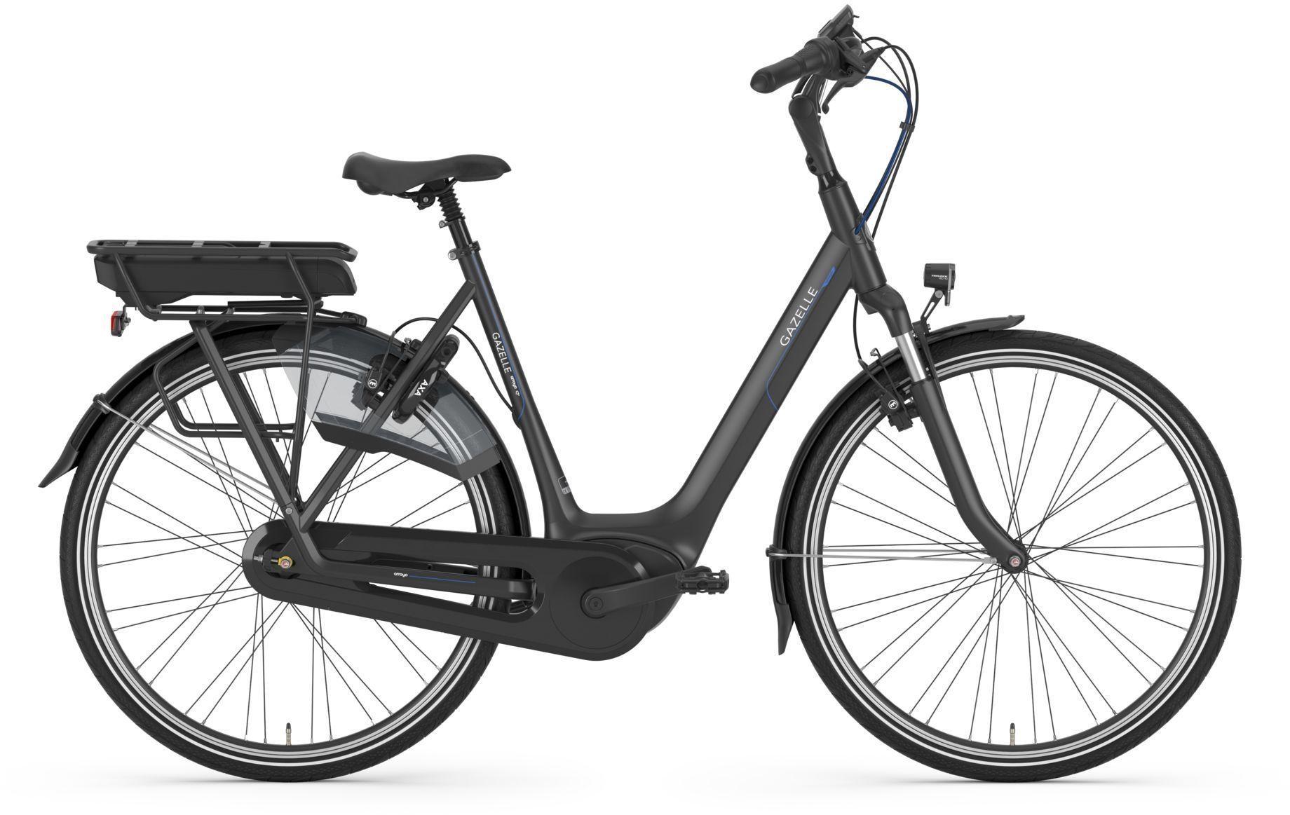 E-Bikes: Gazelle  ARROYO C7+ HMB (500 Wh) 7 Gang Nabenschaltung Damenfahrrad Tiefeinsteiger Modell 2021 28 Zoll 57 cm