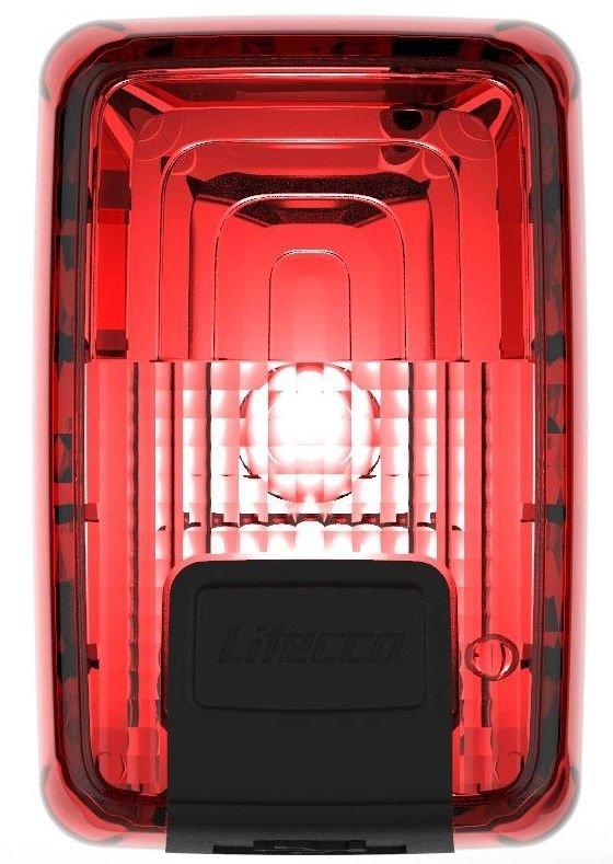 batterielicht hinten/Beleuchtung: Litecco  USB-Rückleuchte G-RAY 2