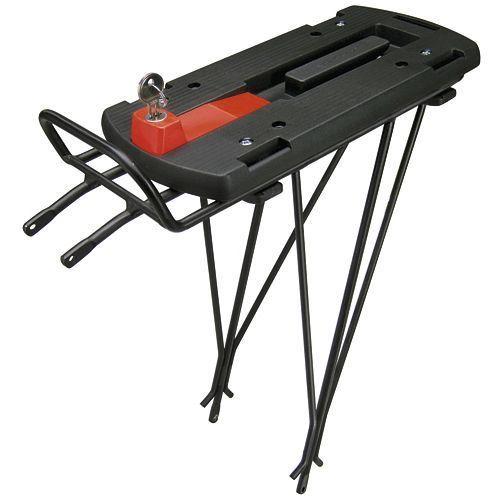KLICKfix Adapterplatte für Gepäckträger
