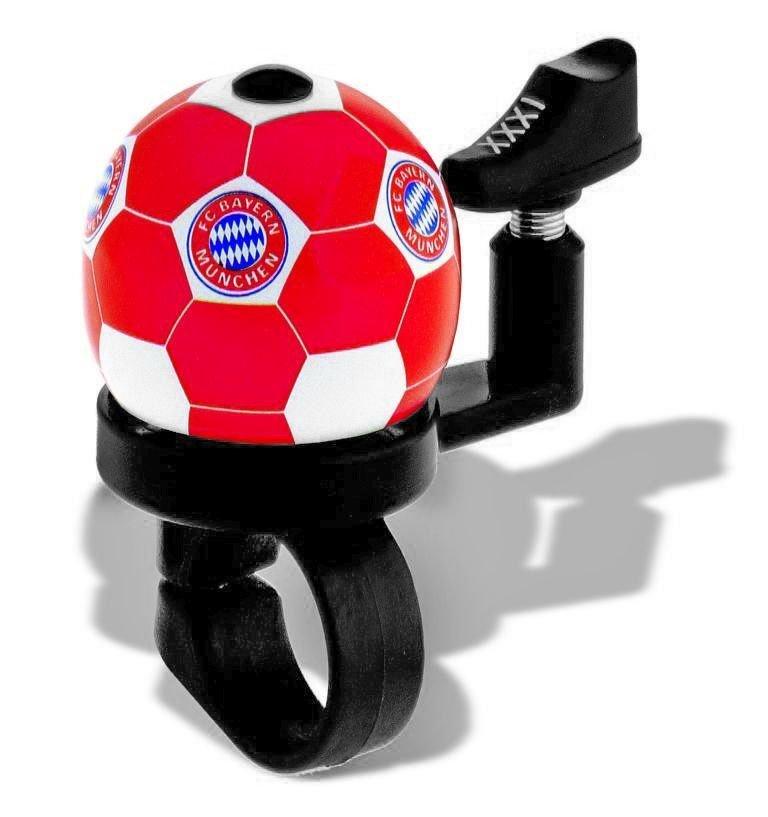 glocken & hupen/Klingeln & Hupen: FanBike  FC Bayern München Fan-Klingel