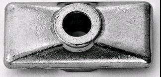 ständer-zubehör/Ständer: Pletscher  Sechskantschraube M10x55 Lasche F7