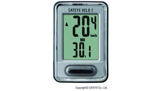 computer kabelgebunden: Cateye  Velo 7 CC-VL520 Computer
