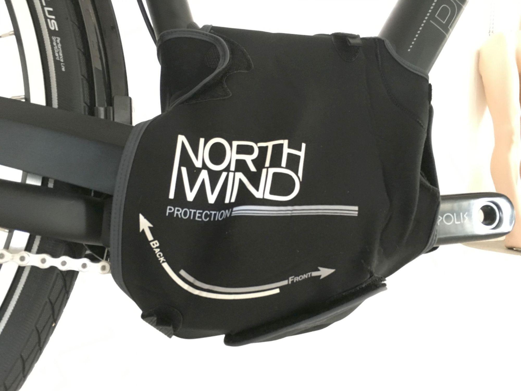 Northwind Neopren Protektor 2.0 für Mittelmotor