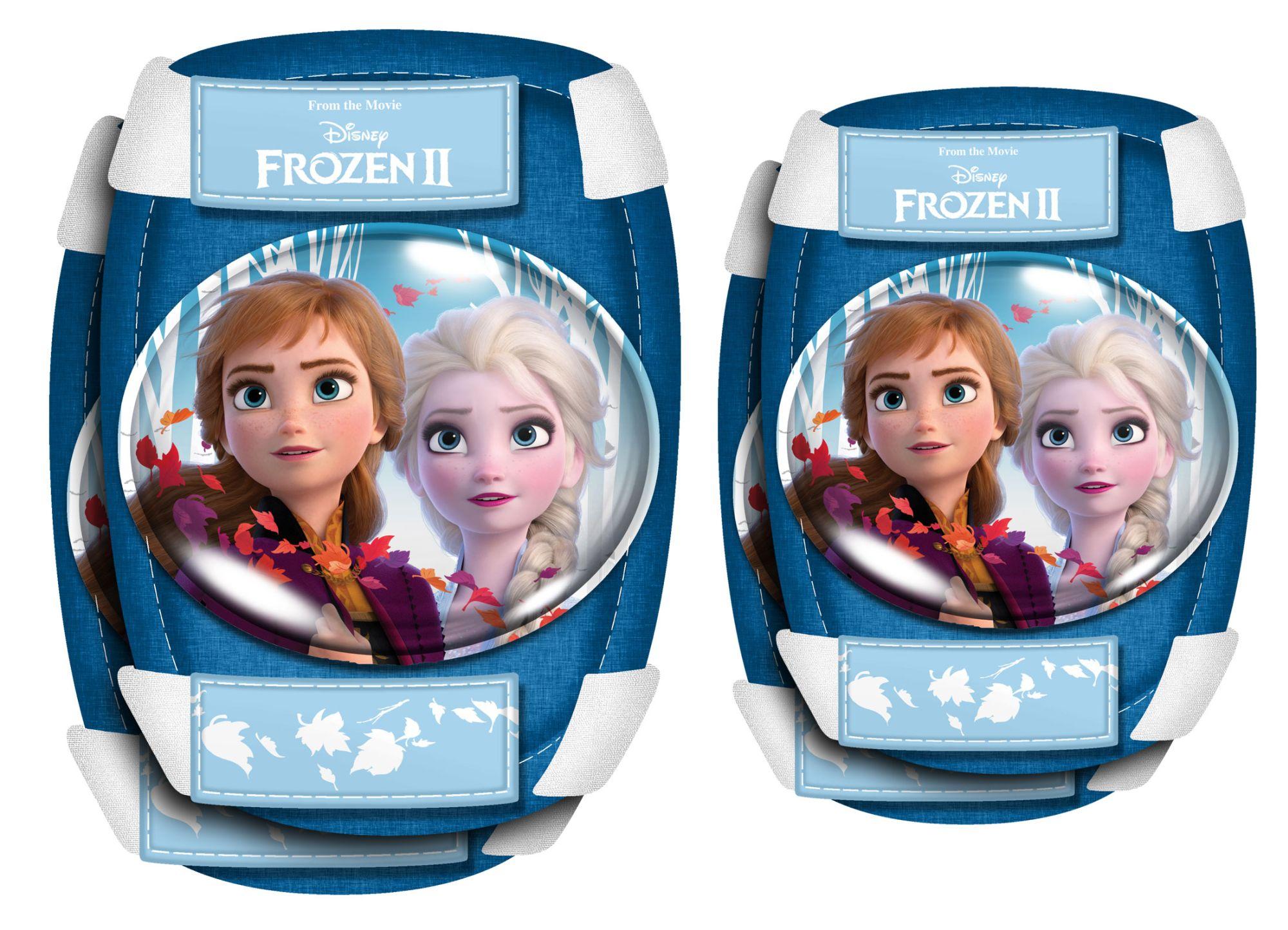 kinderartikel/Kinderartikel: Disney  Ellbogen+Knieschützer Frozen II