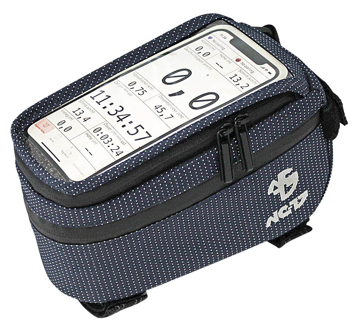 kartenhalter/Lenker: NC-17  Smartphone Tasche Connect Oberrohrtasche