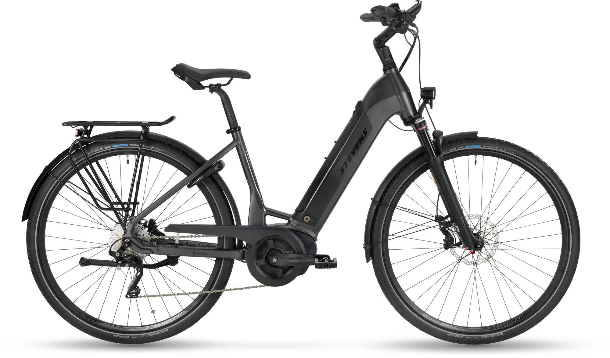 E-Bikes: STEVENS  E-TRITON PT5 Damenfahrrad Wave Modell 2020 28 Zoll 56 cm
