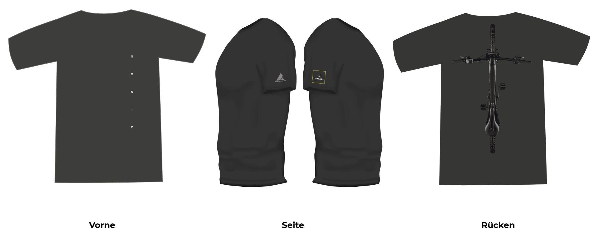 BULLS T-Shirt Sonic
