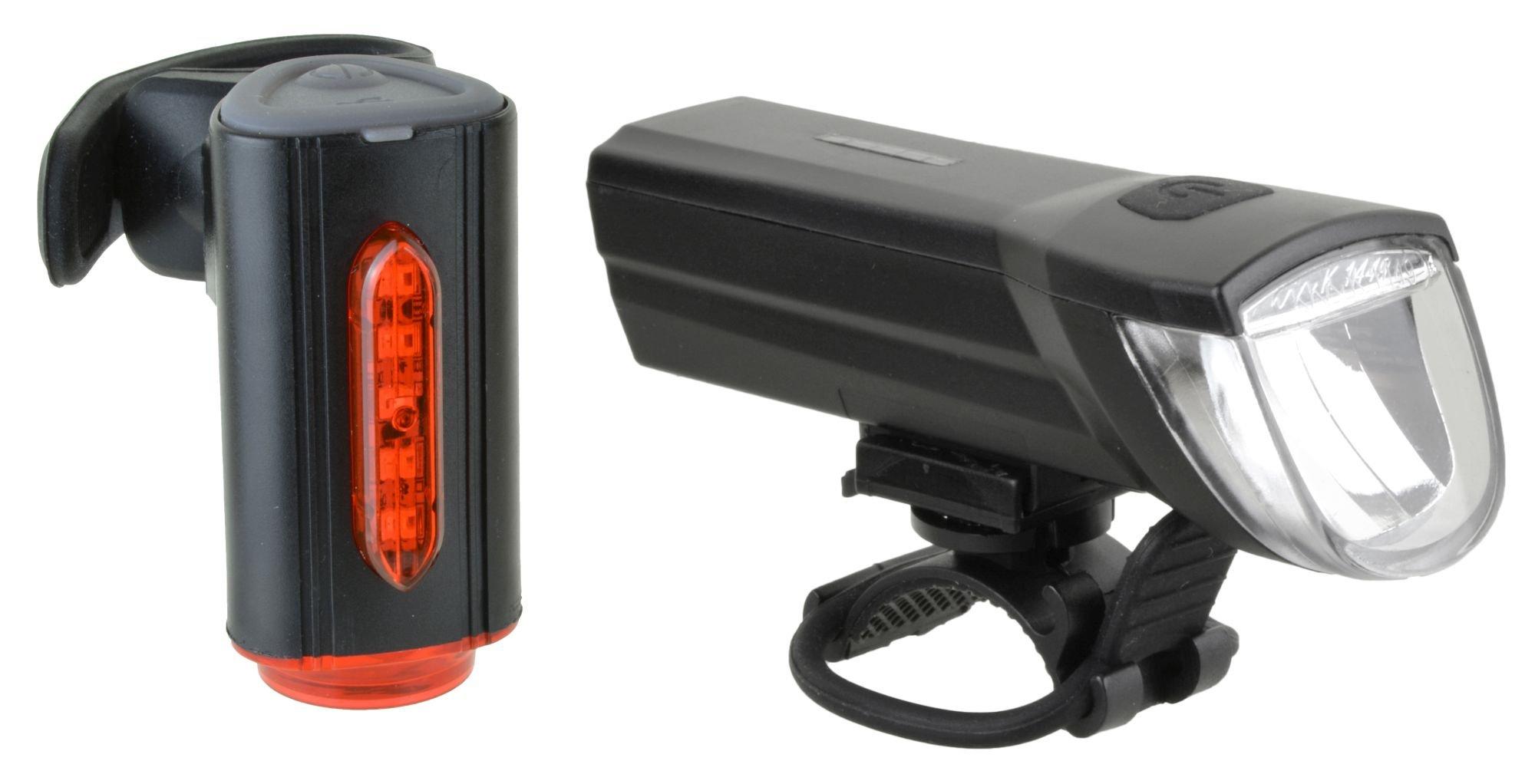 batterielicht sets/Beleuchtung: Fuxon  Beleuchtungsset LED Calvi II Set