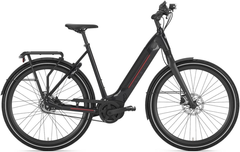 E-Bikes: Gazelle  ULTIMATE C5 HMB BELT (500 Wh) 5 Gang Nabenschaltung Damenfahrrad Tiefeinsteiger Modell 2021 28 Zoll 57 cm