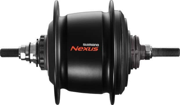 nabenschaltungen: Shimano  C6000 8 Nexus Inter 8 Getriebenabe mit Rücktritt