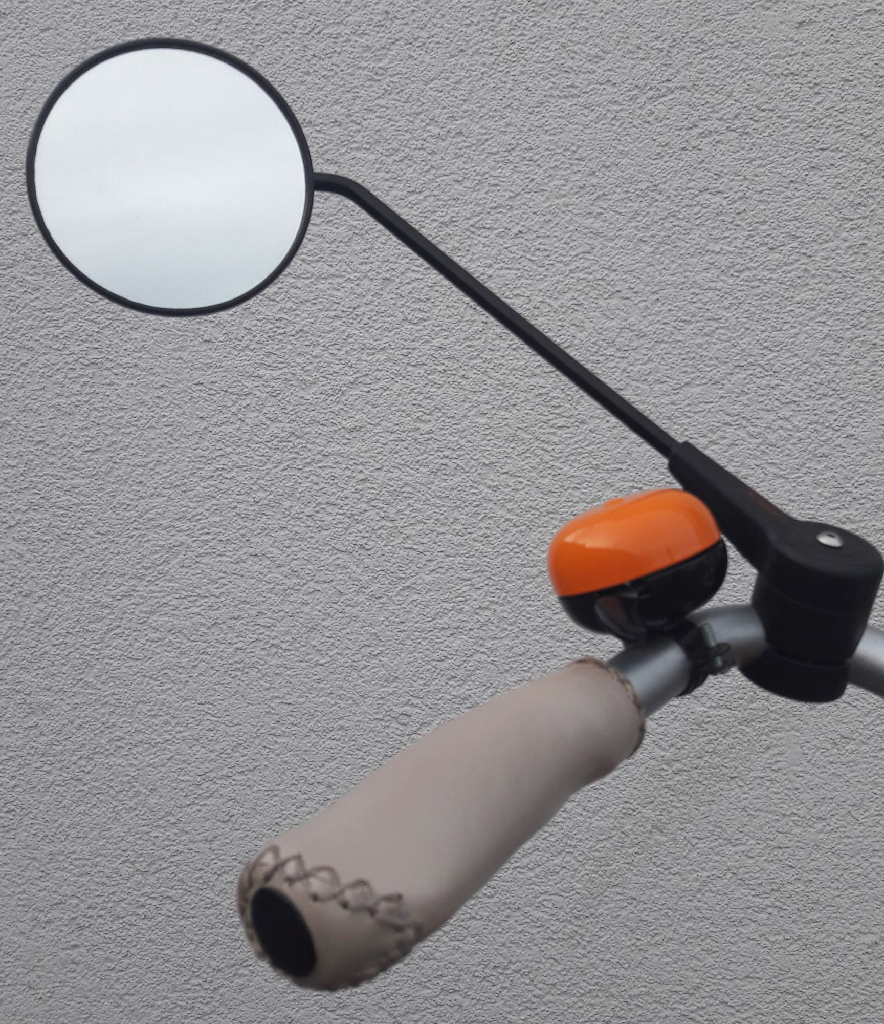 spiegel/Lenker: Krampe  Klappbarer Fahrradspiegel KF1 35