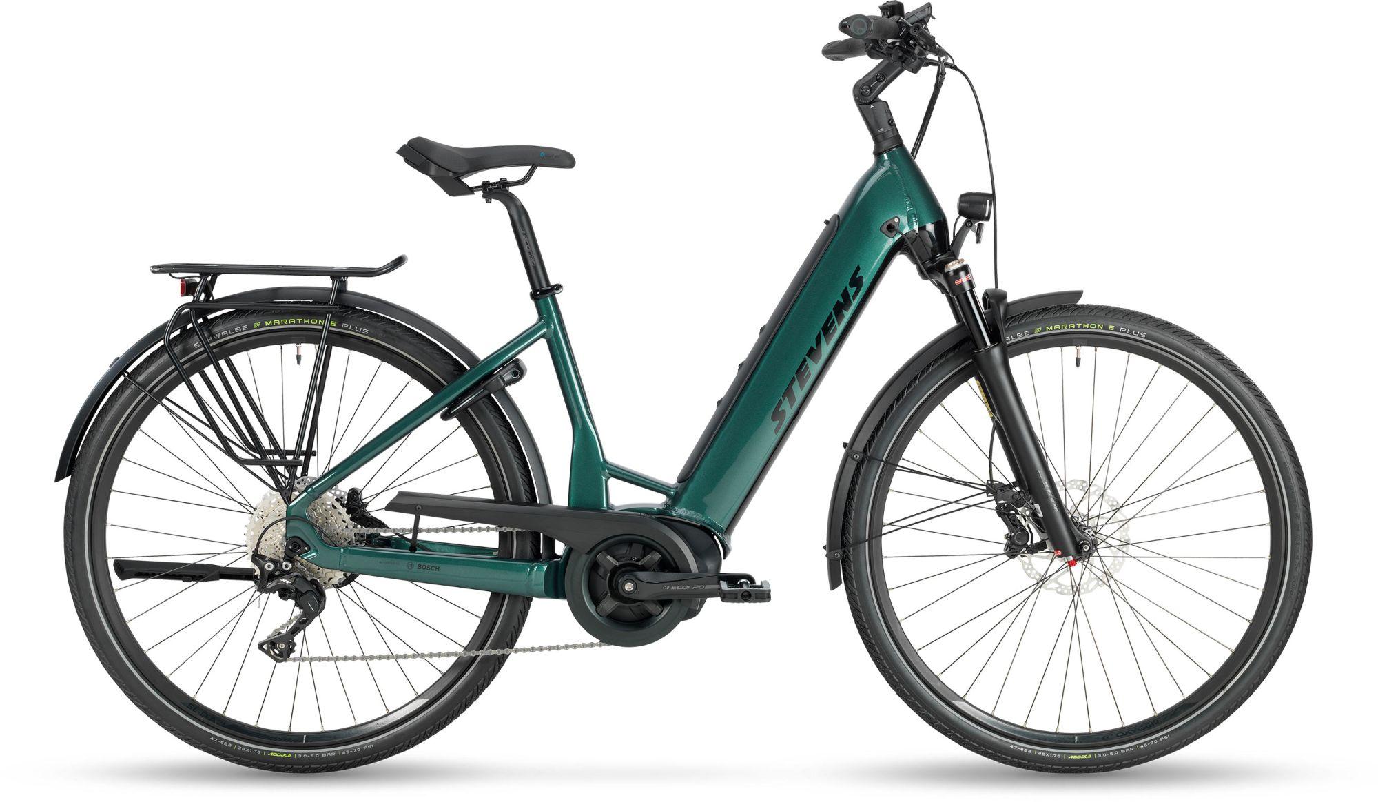 E-Bikes: STEVENS  E-Triton PT6 11 Gang Kettenschaltung Damenfahrrad Wave Modell 2021 28 Zoll 46 cm