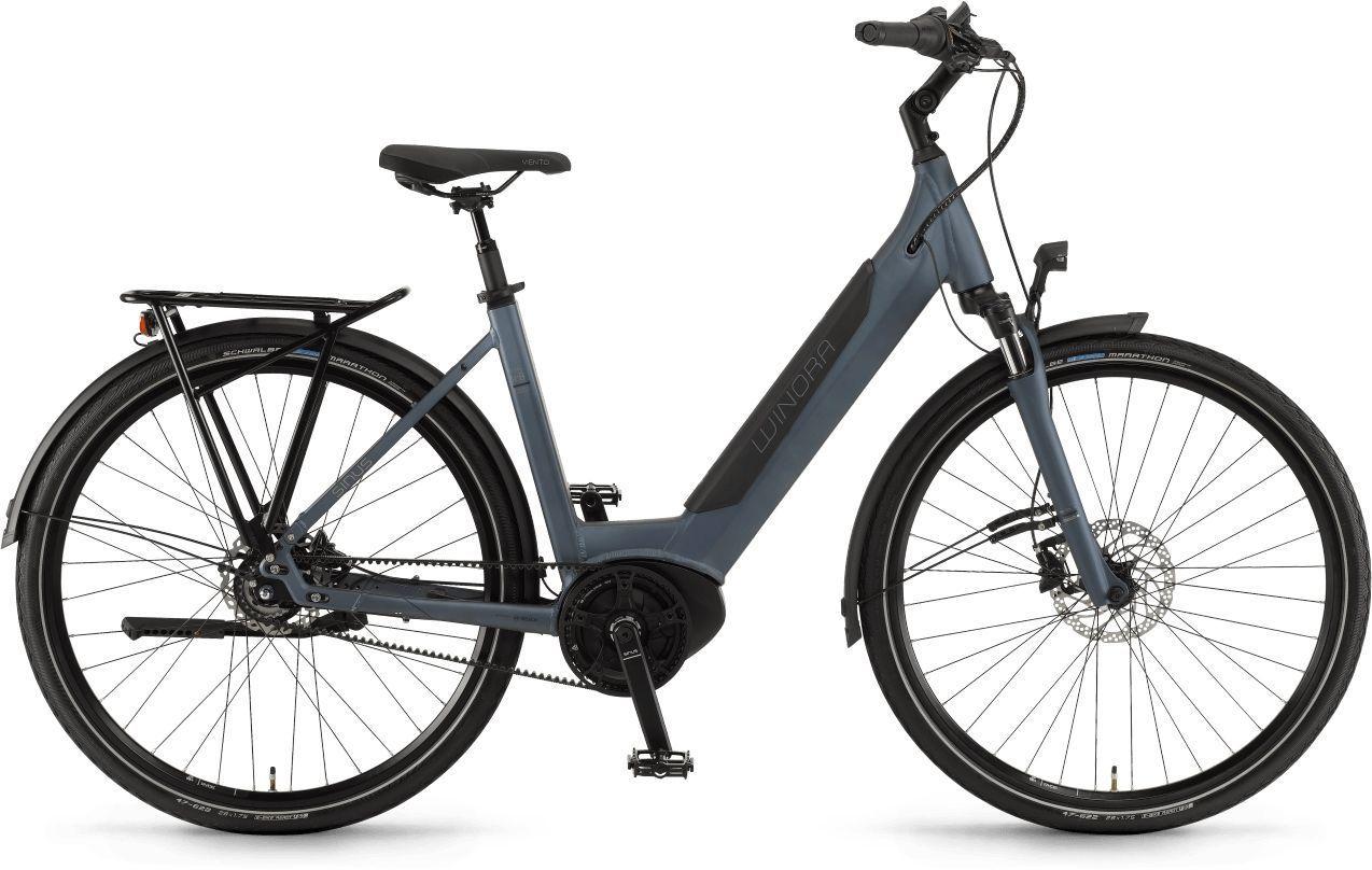 E-Bikes/Citybikes: Winora  Sinus iR8 8 Gang Nabenschaltung Damenfahrrad Wave Modell 2021 28 Zoll 50 cm
