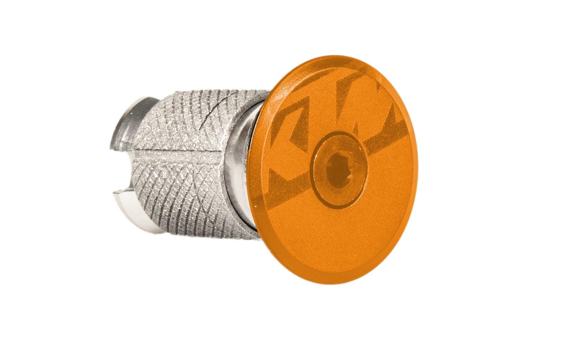 KTM Ahead System Prime II V alloy schwarz / orange