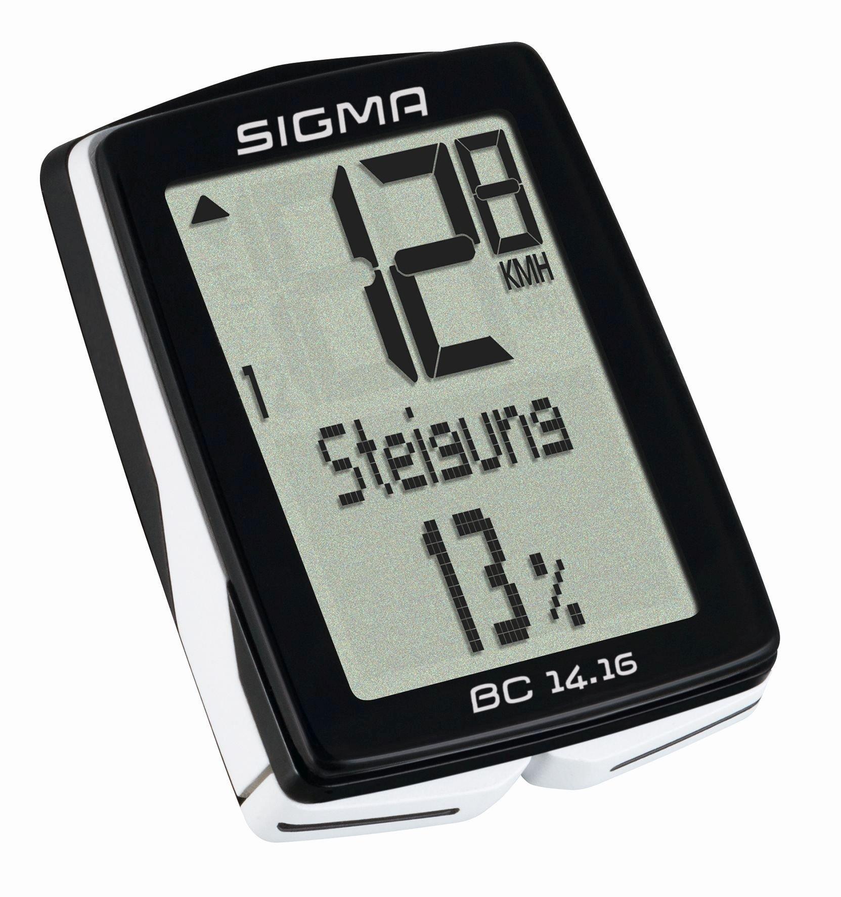 computer kabelgebunden: Sigma  BC 14.16 kabelgebundener Computer