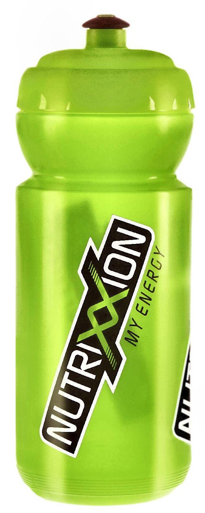 Nutrixxion Trinkflasche Trinkflasche 600ml neon-grün