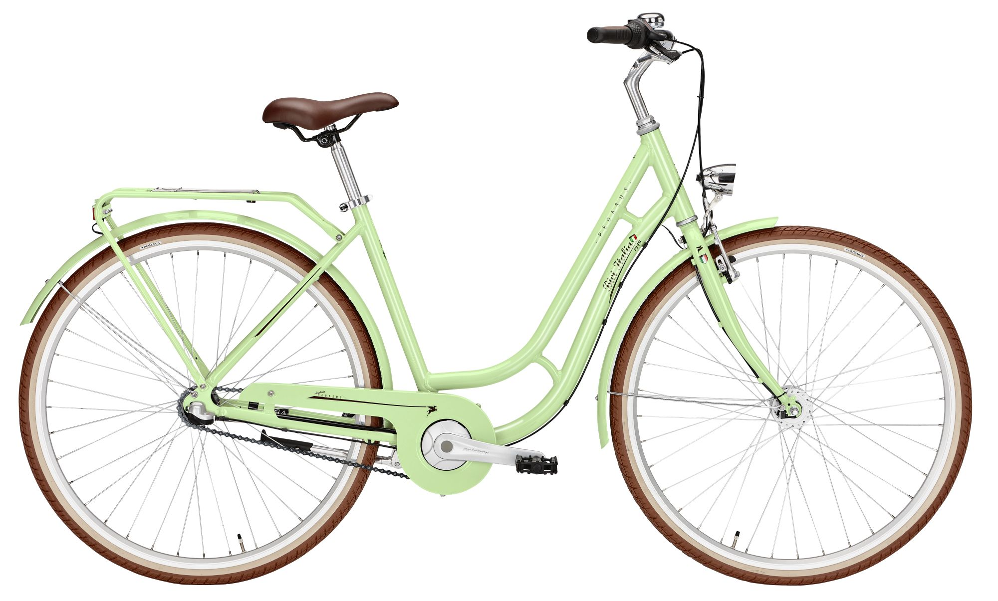 city-/tourenräder/Citybikes: Pegasus  Bici Italia 3s Tour 3 Gang Nabenschaltung Damenfahrrad Tiefeinsteiger Modell 2021 28 Zoll 50 cm