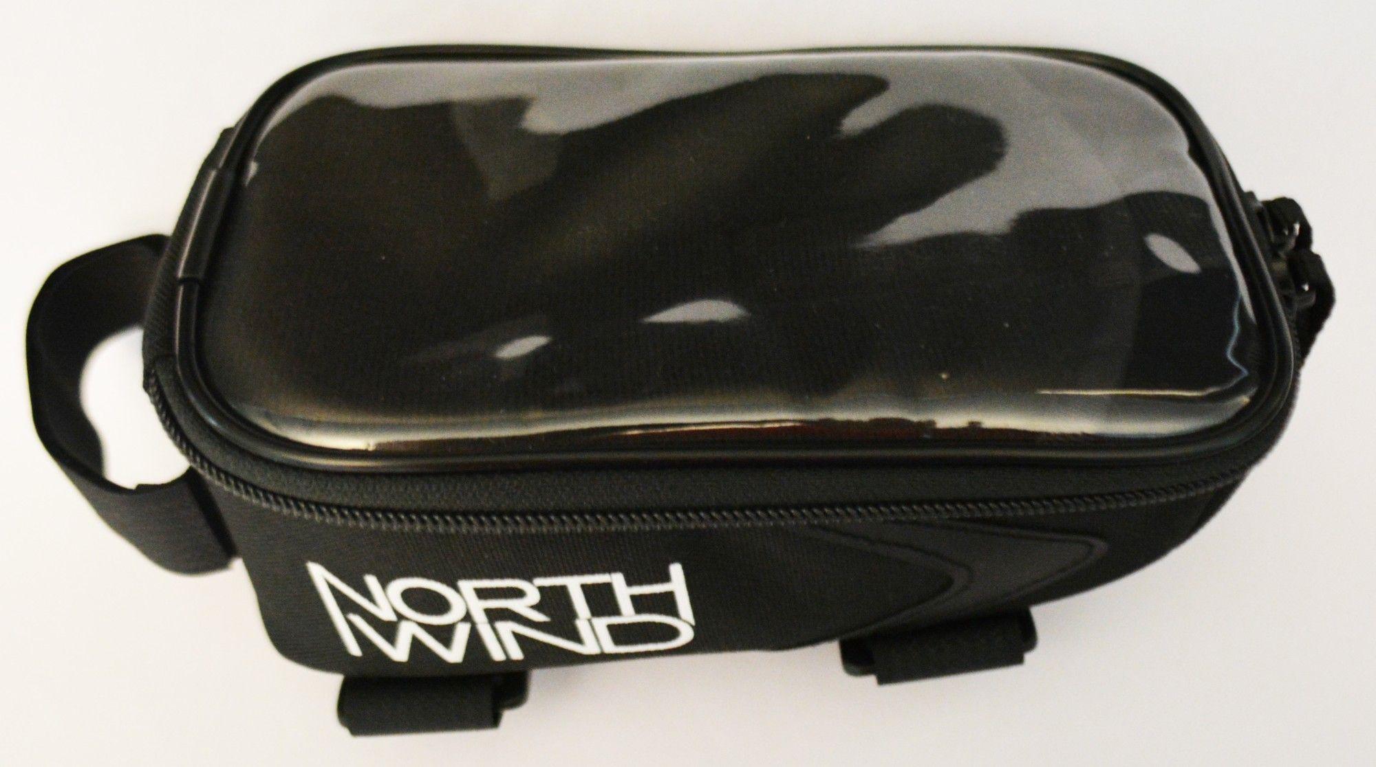 lenkertaschen/Koffer & Körbe: Northwind  Bike Pack Tasche Top Case Cellphone