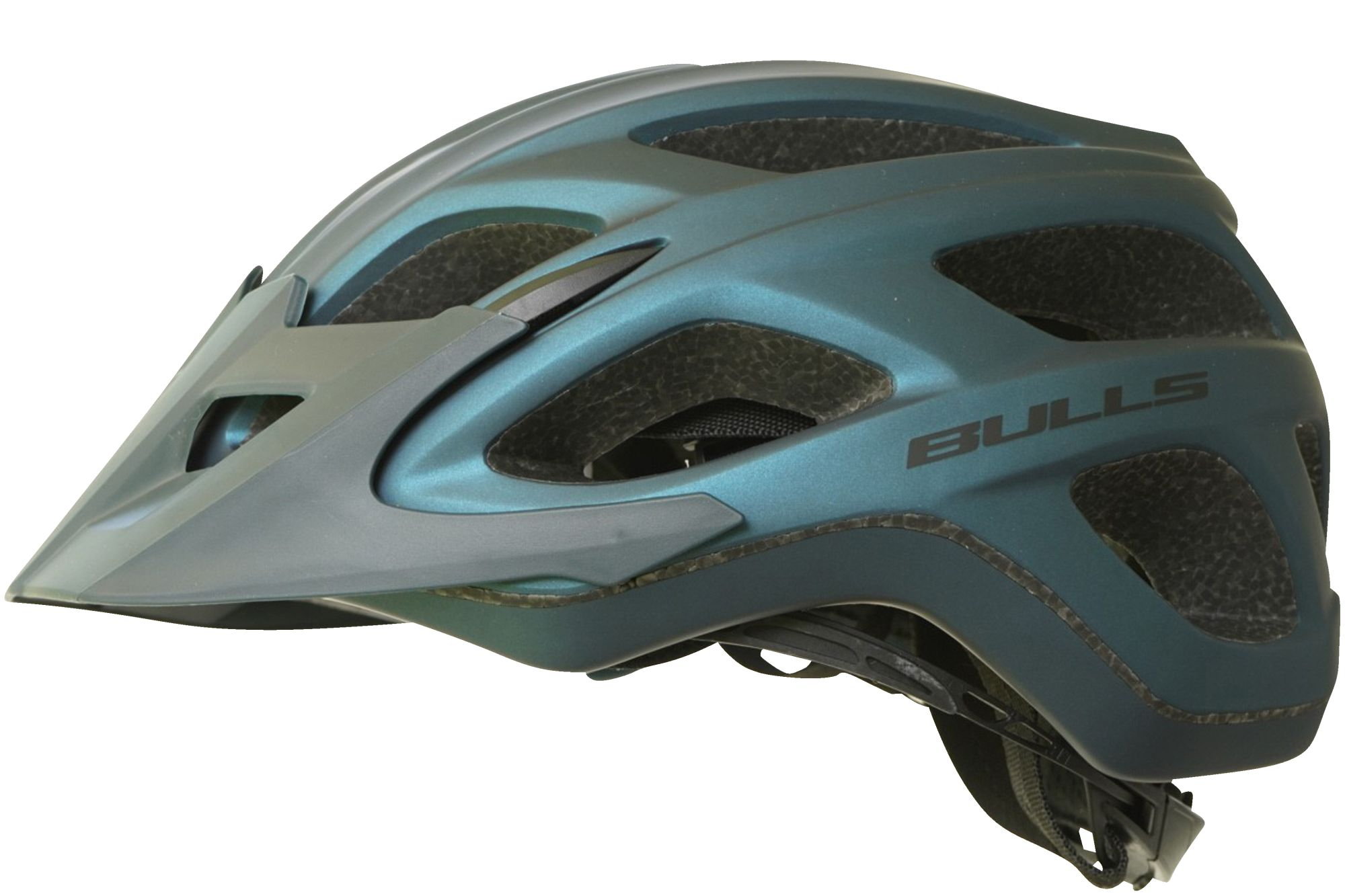 mountainbike-helme/Helme: Bulls BULLS MTB-Helm Copperhead RS 58-62 cm