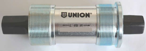 Union BSA Innenlager 68/122mm JIS 4kant