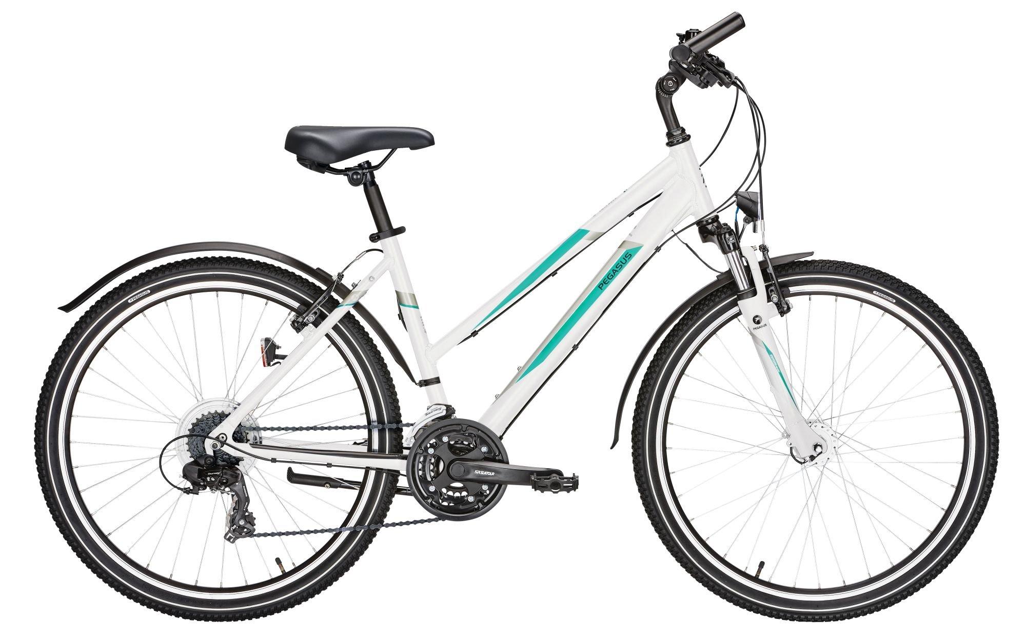 Fahrräder/Trekkingräder: Pegasus  Avanti Sport 18  26 Zoll 18 Gang Kettenschaltung Mädchenfahrrad Trapez Modell 2021 26 Zoll 50 cm