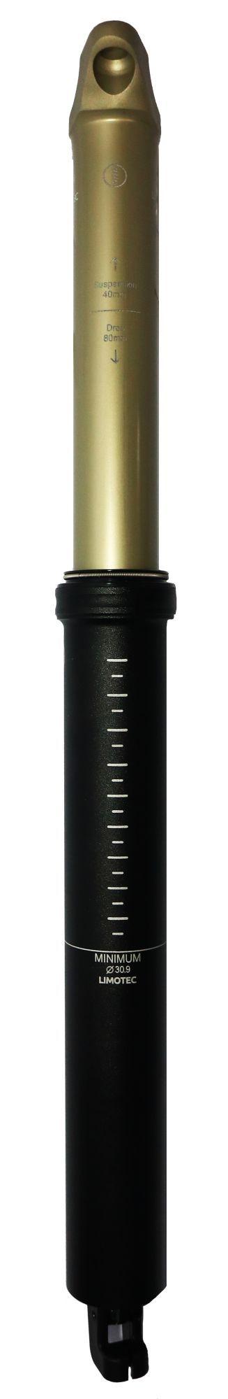 sattelstützen sonstige/Sattel: Limotec  Sattelstütze Alpha 6 ( A6 34.9 4040)
