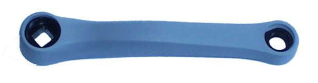 kettengarnitur (kettengarnitur): Amar  linke Kurbel 170mm
