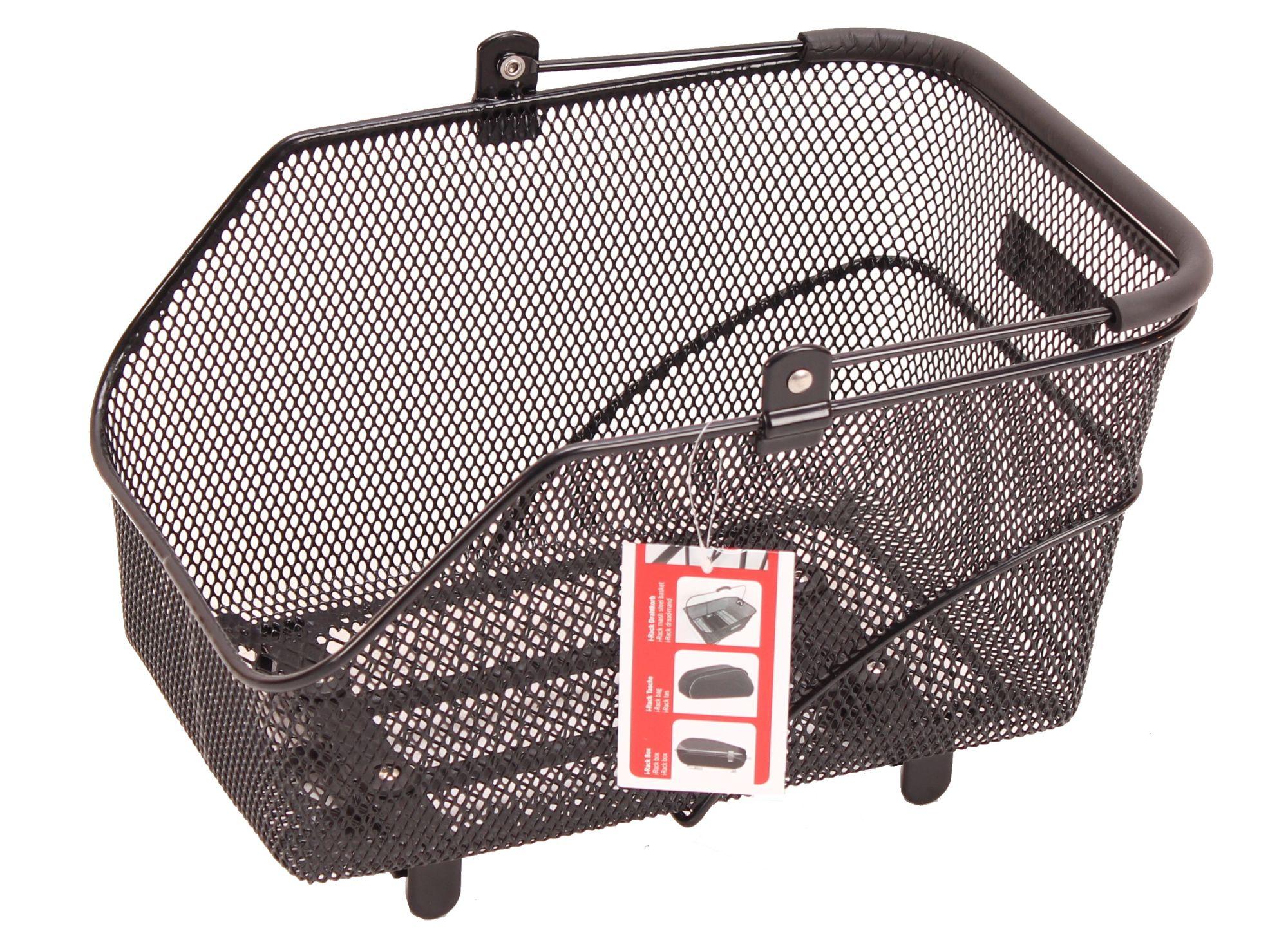 hinterradkörbe/Koffer & Körbe: Carrymore  i-Rack II Gepäckträgerkorb kleinschmal