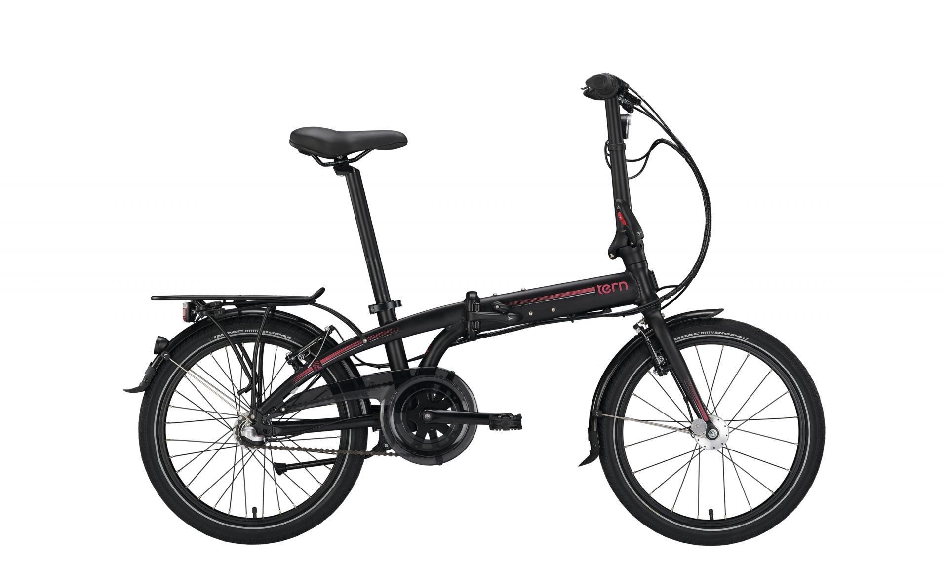 falträder/Citybikes: Tern  Link C7i 7 Gang Nabenschaltung Unisex Faltrahmen Modell 2021 20 Zoll 40 cm