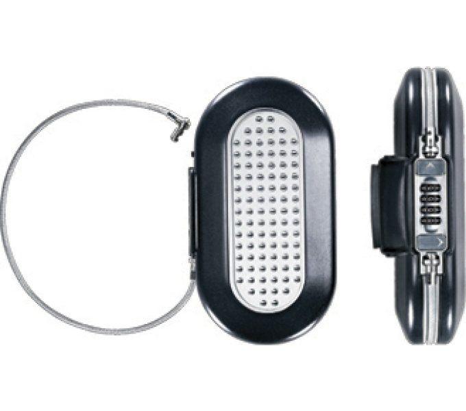 schlosszubehör/Schlösser: Master Lock  Zahlenschloss Mini Safe 5900 129 mm x 240 mm Schwarz