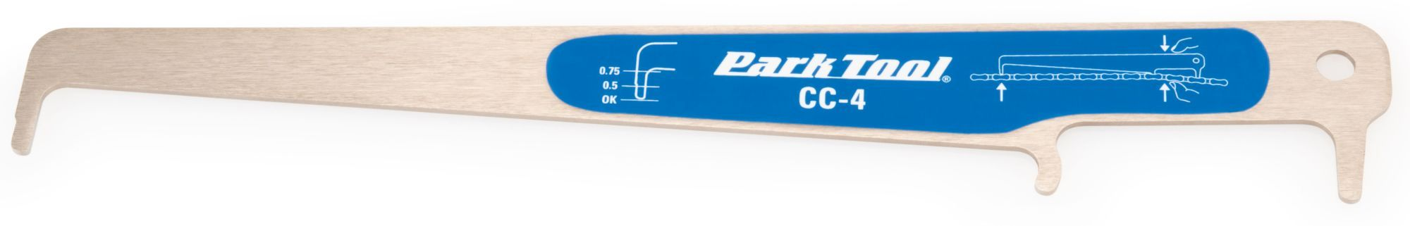 montagewerkzeug: ParkTool  Kettenprüfer PT CC-4