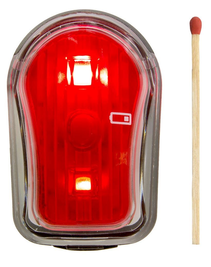 batterielicht hinten/Beleuchtung: Litecco  Rückleuchte Cando