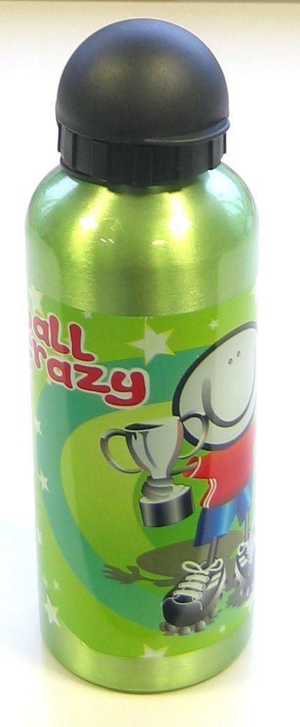 flaschen kinder/Trinkflaschen: Comus  Fussball Trinkflasche 600 ml