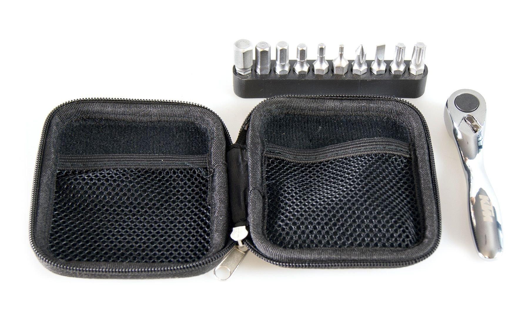 KTM Werkzeug Bit Set mit Tasche