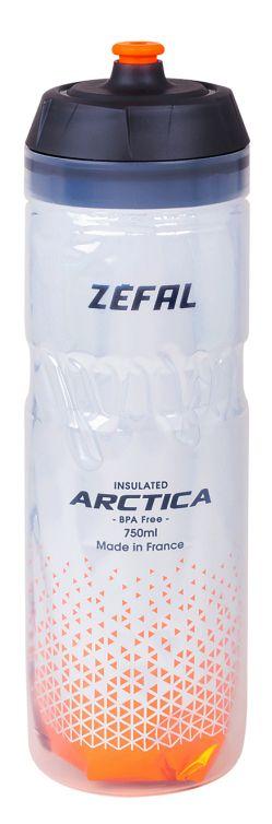 Zefal Thermoflasche Arktica (750ml, orange)