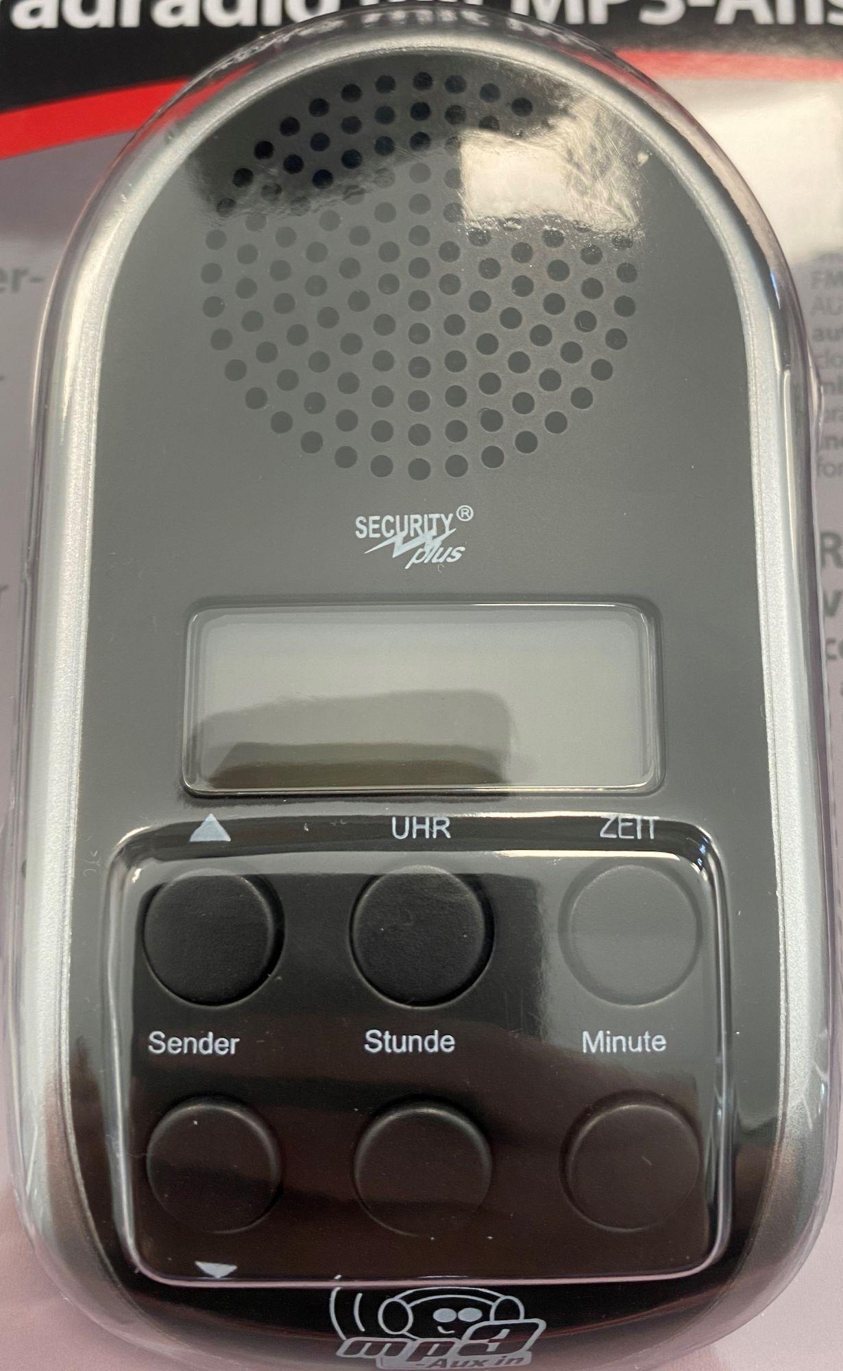 radios & handyzubehör/Lenker: ML-Solution  BR 24 Fahrradradio