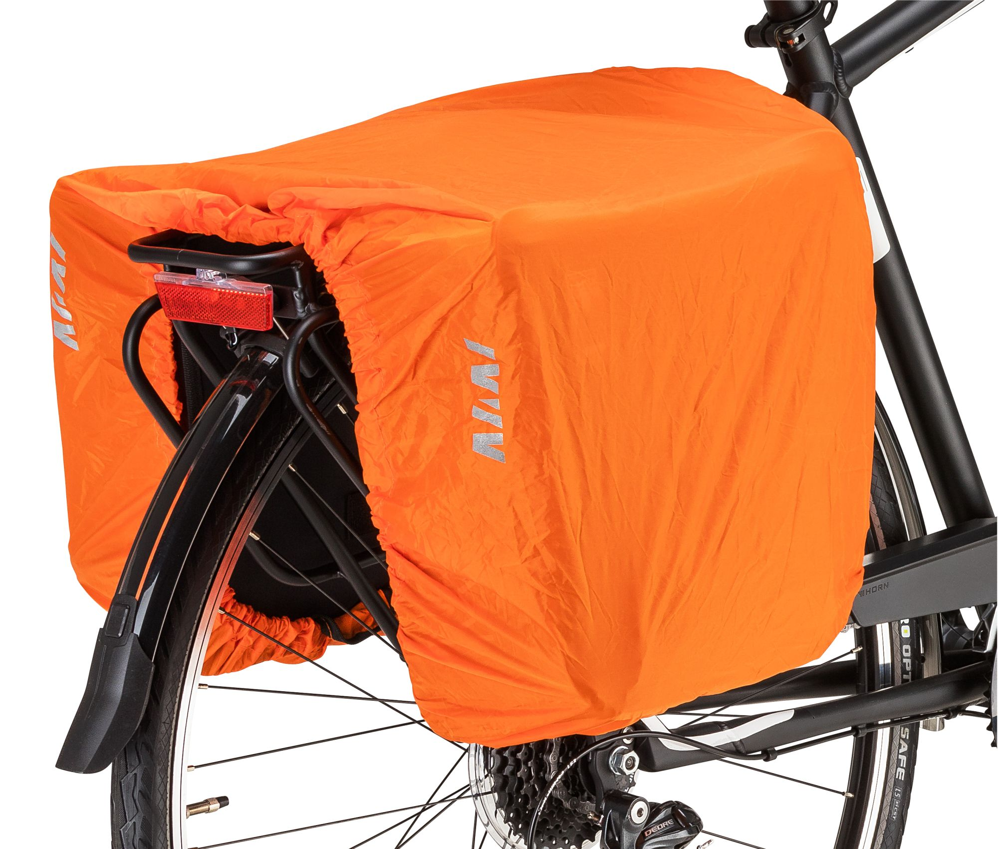 zubehör taschen/Koffer & Körbe: Northwind  Regenschutzhülle für Doppelpacktasche Rain Cover Double Bag