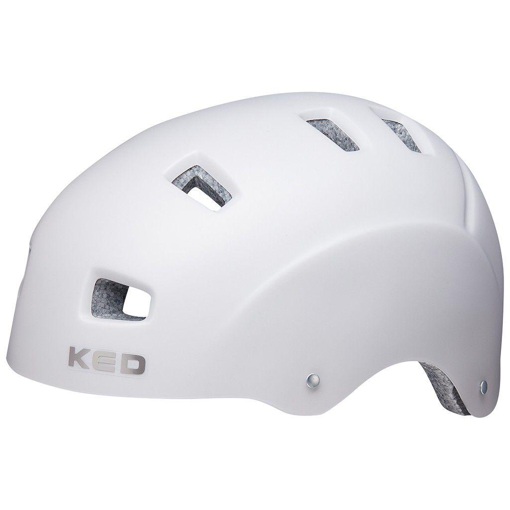trekking- / city-helme/Helme: KED  Fahrrad-helm Risco 54-58 cm