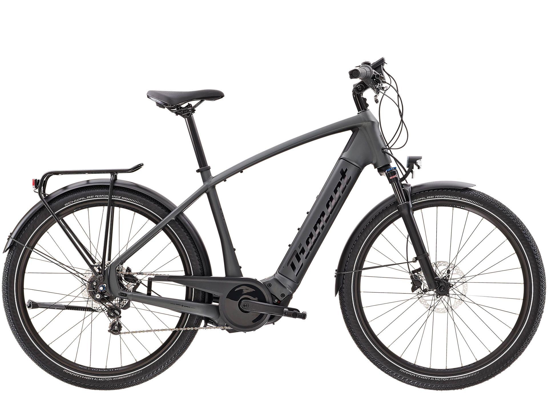 E-Bikes: Diamant  Opal+ HER 5 Gang Nabenschaltung Herrenfahrrad  Modell 2021 275 Zoll 50 cm Dravit Metallic