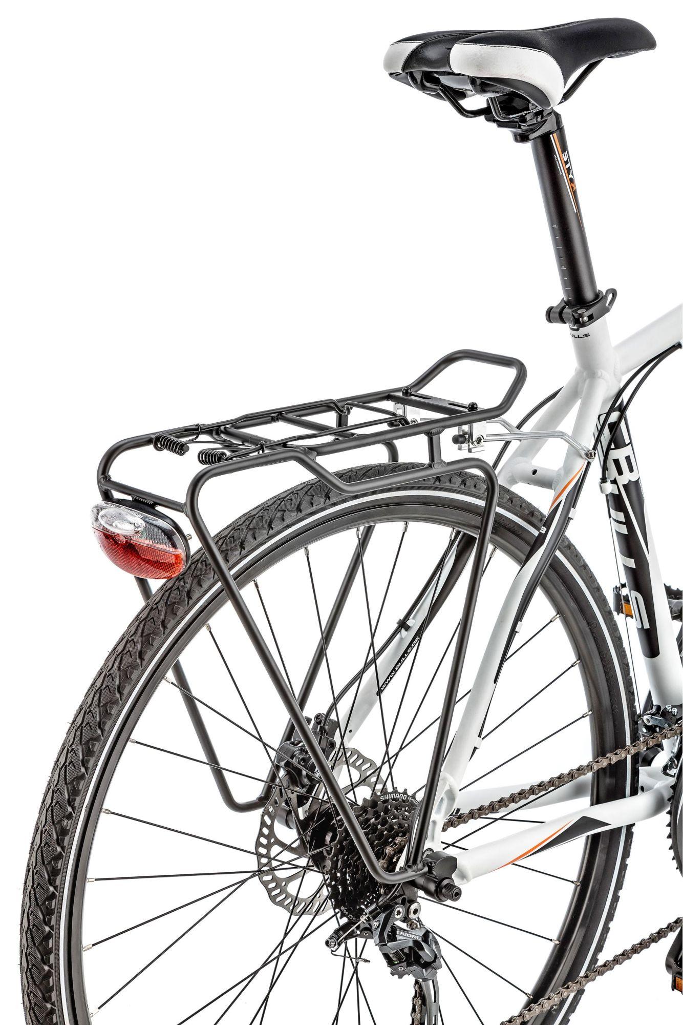 Fahrradteile/Gepäckträger: Comus  Hinterradgepäckträger 29