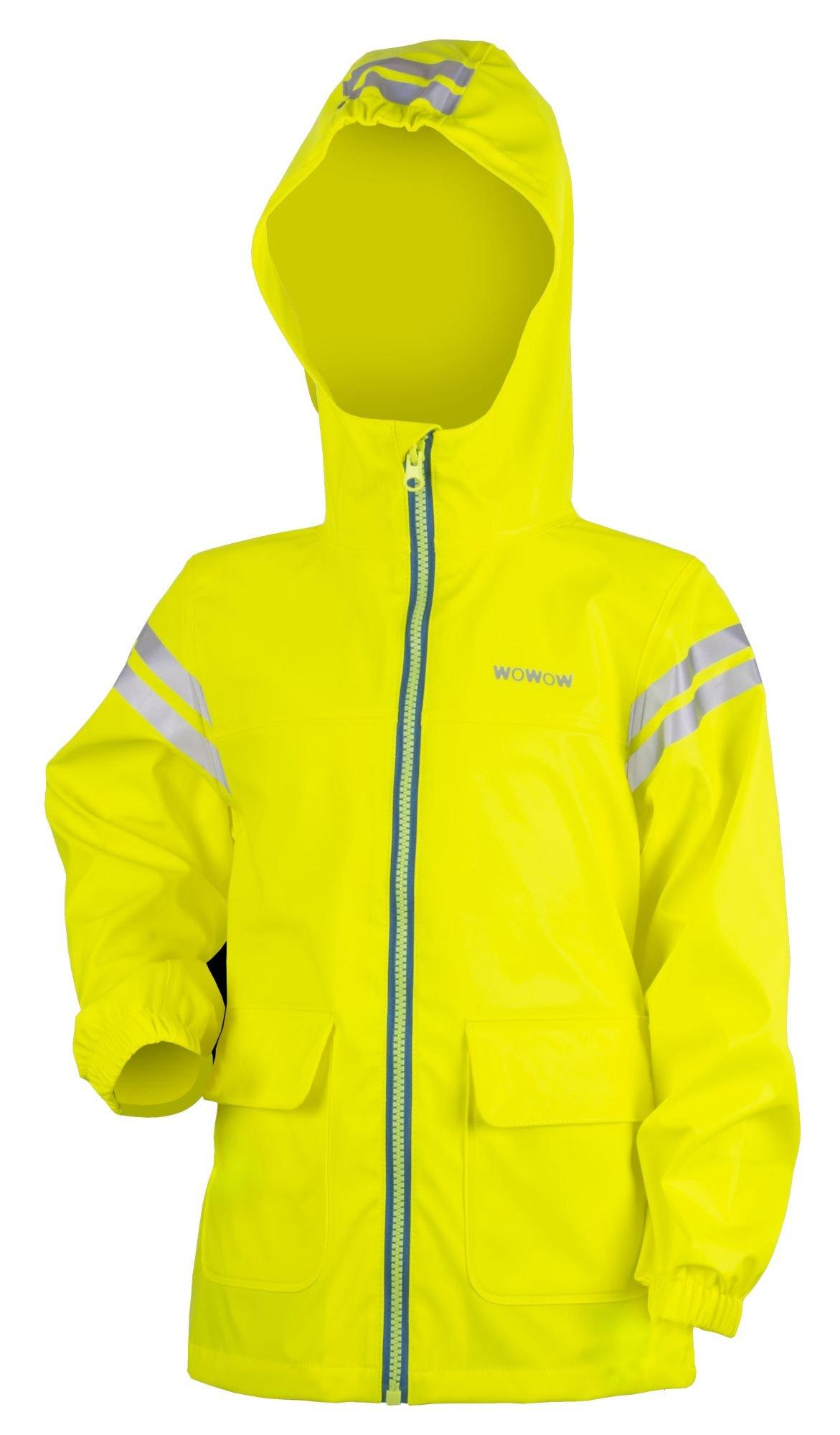 regenjacken/Jacken: WoWoW  Regenjacke Kinder Cozy Rain Jacket