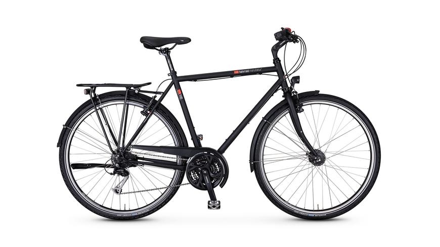 VSF Fahrradmanufaktur T-100 27-Gg, 27 Gang Kettenschaltung, Herrenfahrrad, Diamant, Modell 2020, 28 Zoll