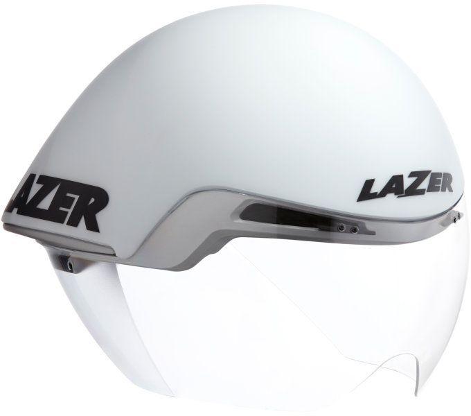 rennrad-helme/Helme: Lazer  Fahrradhelm VOLANTE 52-56 cm